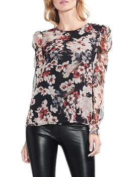 Timeless Blooms Top by Vince Camuto