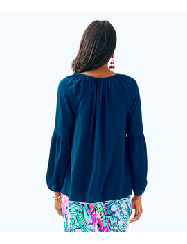 Charleigh Top by Lilly Pulitzer