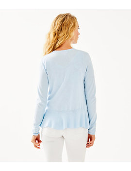 Clarissa Cardigan by Lilly Pulitzer
