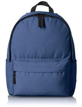 Amazon Basics Classic Backpack   Navy by Amazon Basics