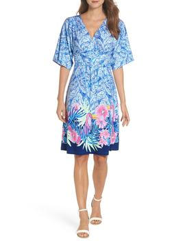 Parigi Print Dress by Lilly Pulitzer®