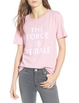 The Force Is Female Tee by Rebecca Minkoff