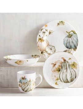 Autumn Bliss Dinnerware by Pier1 Imports