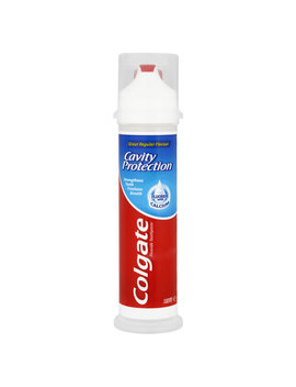 Colgate Toothpaste Cavity Protection Pump          Regular 100ml by Wilko