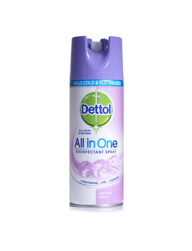 Dettol Disinfectant Spray Jasmine 400ml by Wilko
