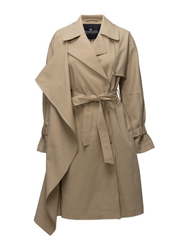 Marion Panel Trench by Designers Remix