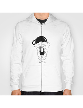 Cloudy Morning Hoody by