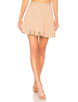 Cocoa Butter Skirt by Nbd