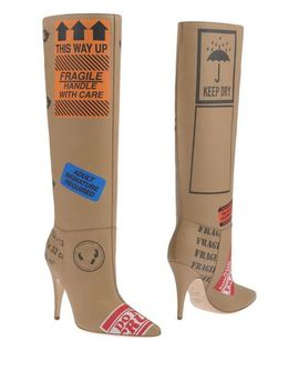 Moschino Bottes   Chaussures D by Moschino