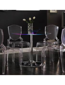 Lorin Led Round Dining Table I Nspire Q Modern by I Nspire Q