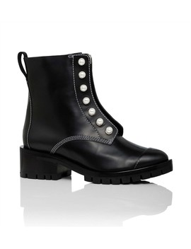Hayett Pearl Zipper Boot by 3.1 Phillip Lim
