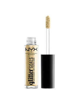 "Glitter Goals Liquid Eyeshadow              <Span Class=""Product.Sample.Minicart.Class.Variationdetails""></Span> by Nyx Cosmetics"