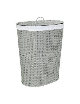 Argos Home 60 Litre Laundry Bin   Grey by Argos