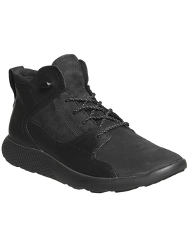 Flyroam Leather Hiker Boots by Timberland