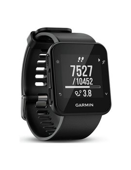 Garmin Forerunner 35 Running Heart Rate Watch   Black by Argos