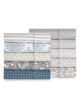 Heartland® Home Grown™ 400 Thread Count Sateen Sheet Set by Bed Bath & Beyond