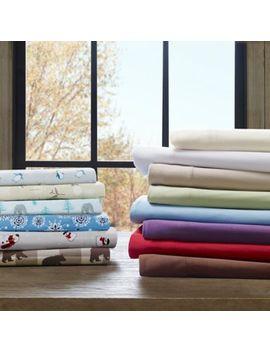 Premier Comfort Softspun All Seasons Sheet Set by Bed Bath & Beyond