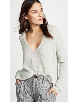 Gossamer V Neck Sweater by Free People