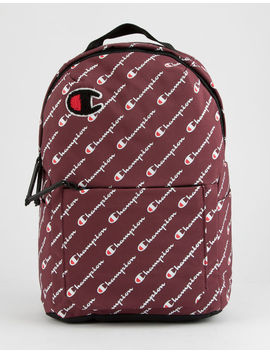 Champion Mini Advocate Burgundy Backpack by Champion