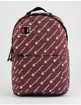 champion-mini-advocate-burgundy-backpack by champion