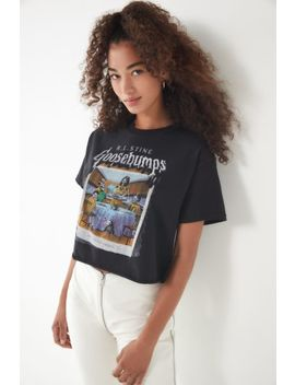 Goosebumps Cropped Tee by Urban Outfitters