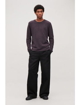 Relaxed Knitted Jumper by Cos