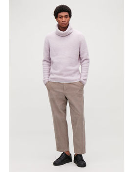 Relaxed Roll Neck Jumper by Cos