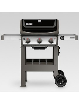 Weber Spirit Ii E 310 44030001 3 Burner Lp Gas Grill   Black by Shop All Weber