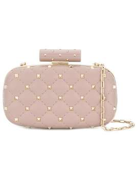Rockstud Evening Clutch Bag by Valentino