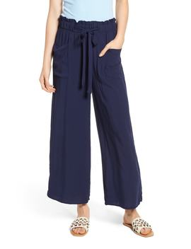 Woven Tie Front Pants by Bp.