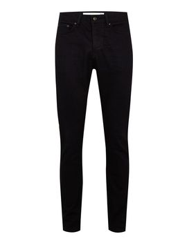 Navy Stretch Tapered Jeans by Topman
