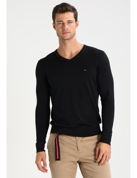 V Neck    Strickpullover by Tommy Hilfiger