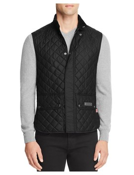 Quilted Vest by Belstaff