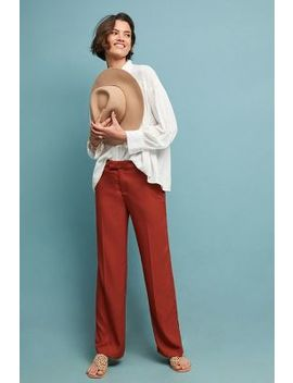 Kenitra Wide Leg Pants by Scotch & Soda
