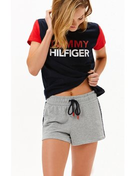 Side  Taped Shorts by Tommy Hilfiger