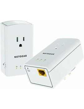 Netgear Powerline 500 1 Port Extra Outlet Essentials Edition Starter Kit (Xavb5421) by Netgear