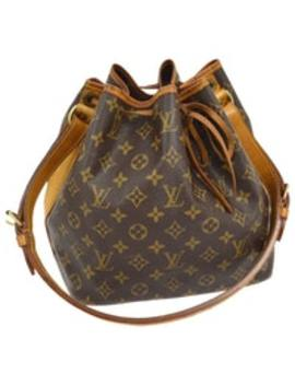 Cloth Crossbody Bag by Louis Vuitton