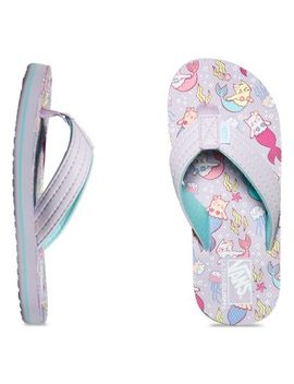 Kids Purrrmaids T Street Print Jr by Vans