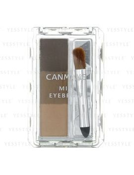 Mix Eyebrow (#03 Soft Brown) by Canmake