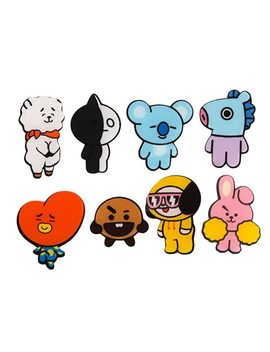 Kpop Bts Bangtan Boys Album Brooch Pin Badge Accessories For Clothes Hats Clips Corsages Brand Bijoux Brooch Bijouterie by Zhe Fanku
