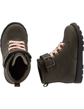 Carter's Combat Boots by Carter's