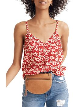 Button Down Camisole by Madewell