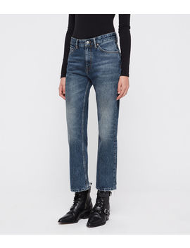 Ava Straight Jeans by Allsaints