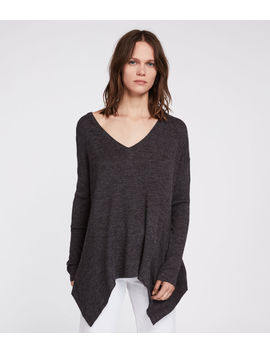 Kelsey V Neck Jumper by Allsaints