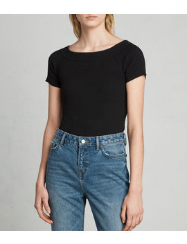 Lavine Bandeau Top by Allsaints