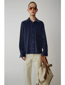 Workwear Shirt Sky Blue by Acne Studios