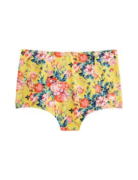 Liberty Magical Bouquet High Waist Bikini Bottom by J.Crew