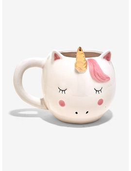 Unicorn Mug by Hot Topic