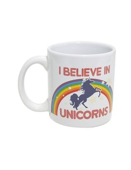 I Believe In Unicorns Ceramic Mug by Hot Topic