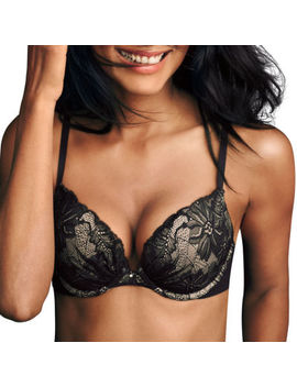 Maidenform Comfort Devotion Underwire Push Up Bra 09443j by Maidenform